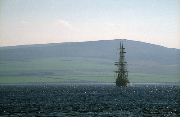 Orkney Tall Ship