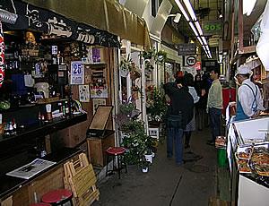 Alleyway Kichijoji