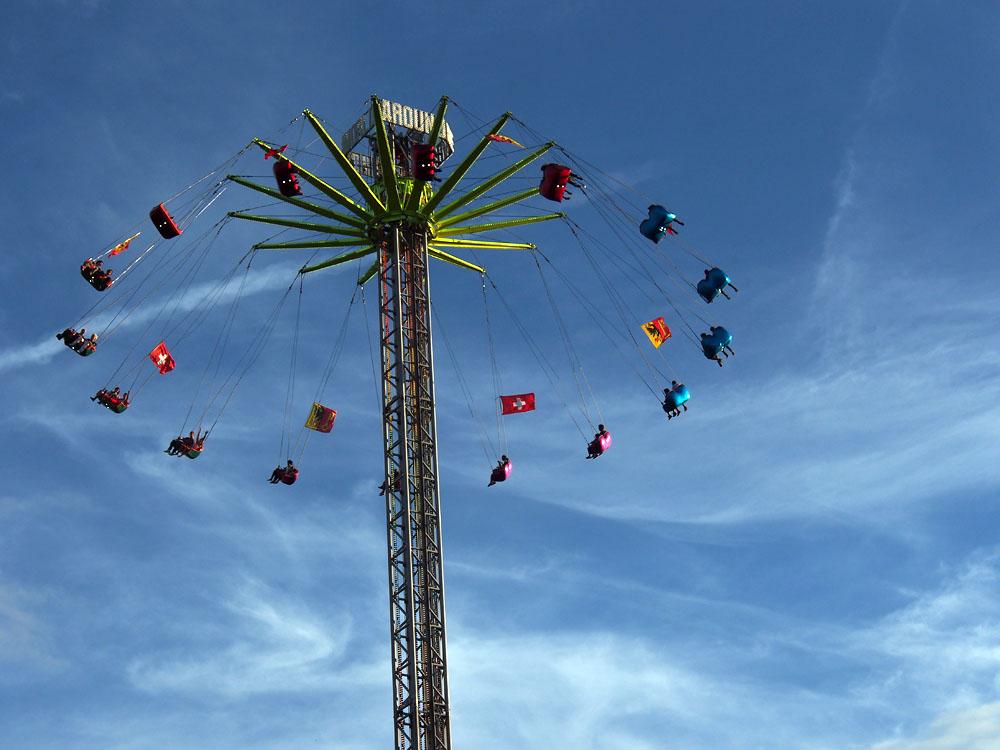 Geneva Fair Sky Carousel