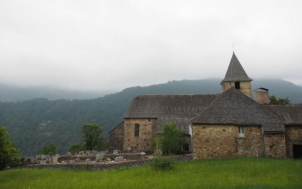 Lescun Church