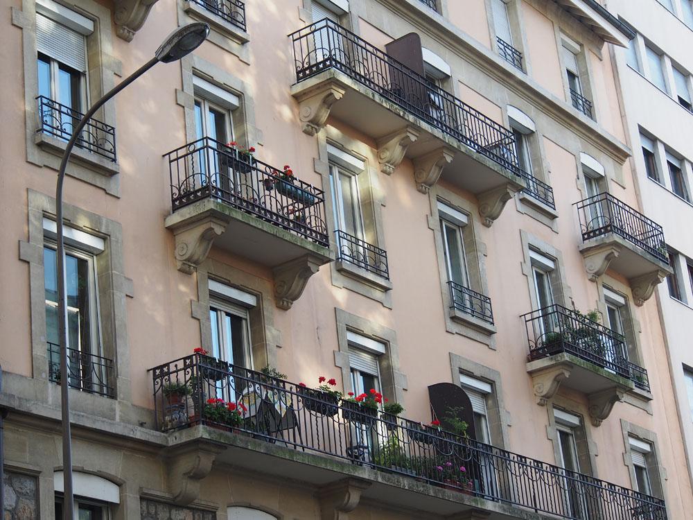 Geneva Apartment Façade