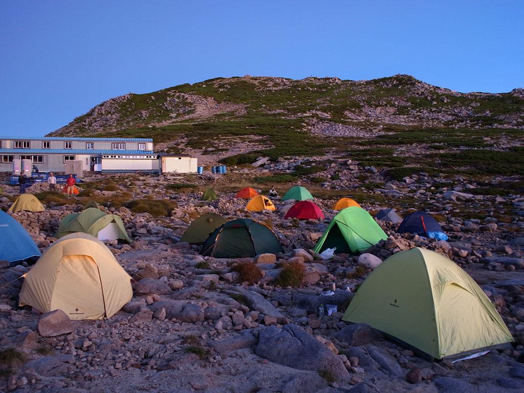 Kiso Komagatake Chili Yuri Tents