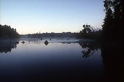 Moosehead Lake Dawn