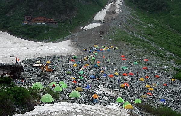 Karasawa campsite