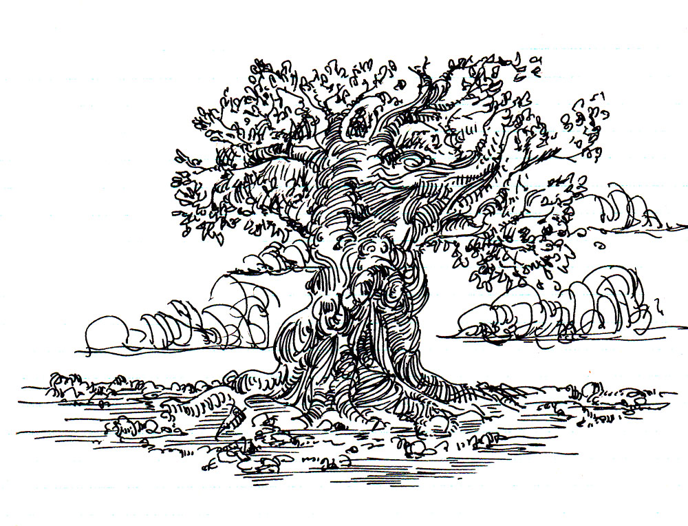 Corded Tree of Life
