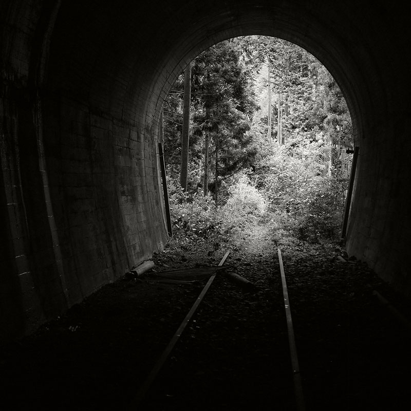 Mukashi Michi Tunnel 3