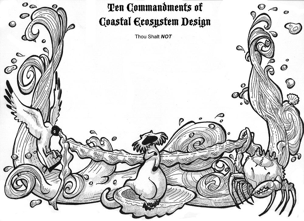 Coastal Commandments