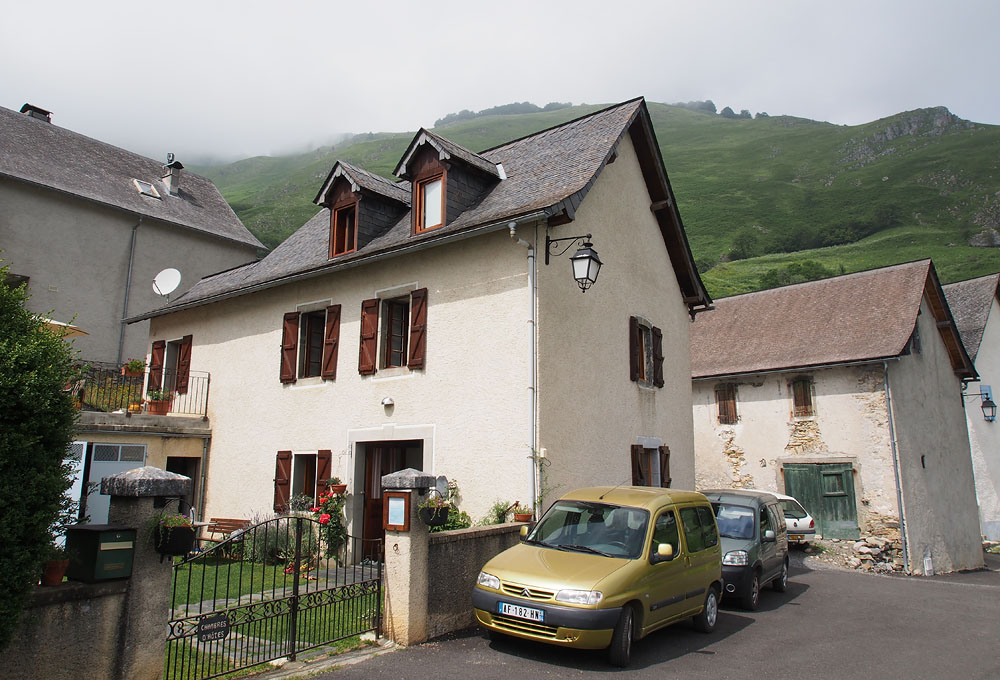 The Gîte d'Etape