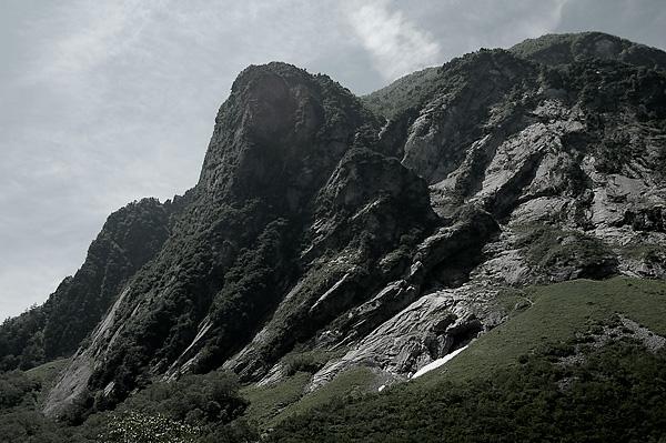 Karasawa crag