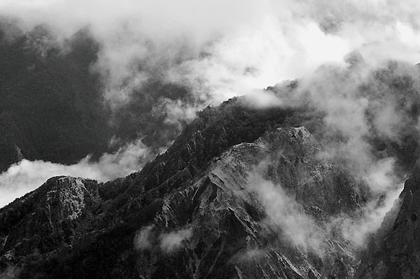 Kurobe heights