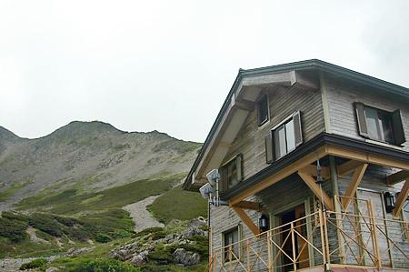 Senjo hut view