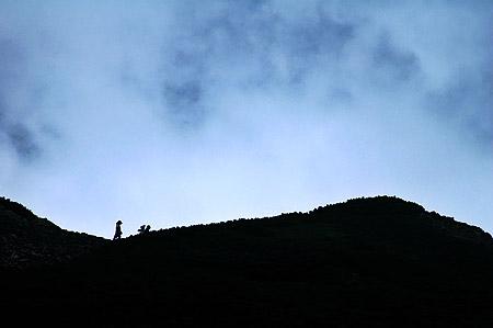 Senjo ridge walkers