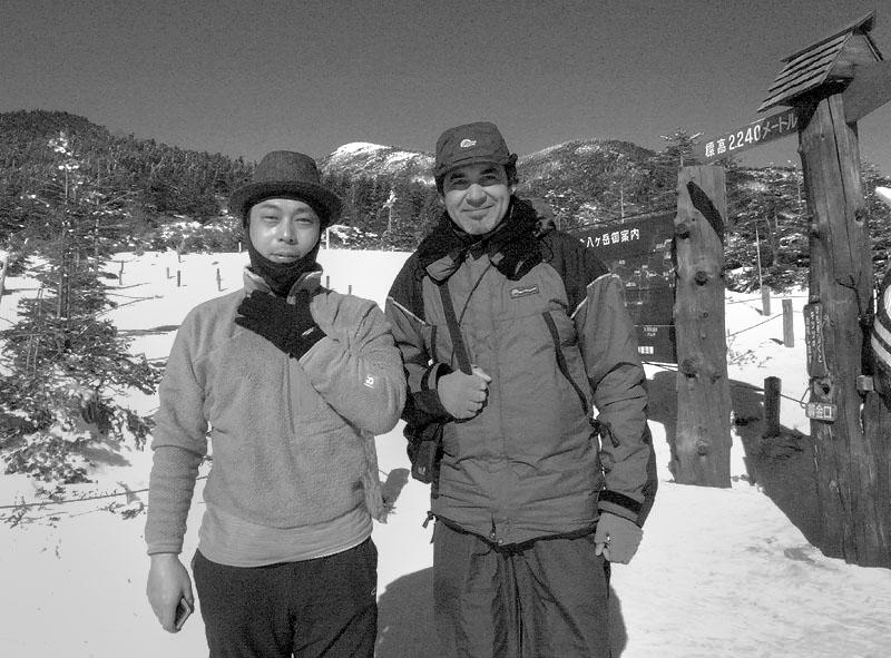 Yatsugatake Winter BPL Fans
