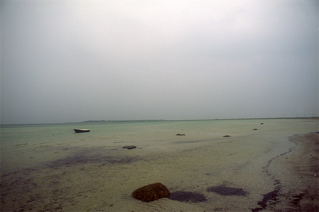 Aeroskobing Boat Shore