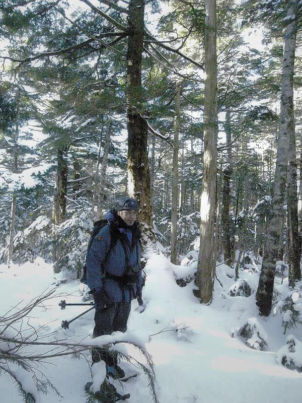 Yatsugatake Snowshoeing