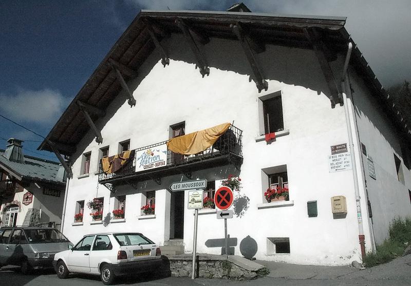 Ski Station Chamonix 2
