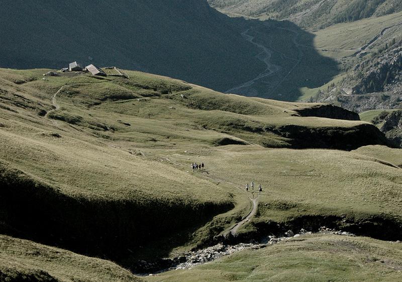 Descent Chapieux