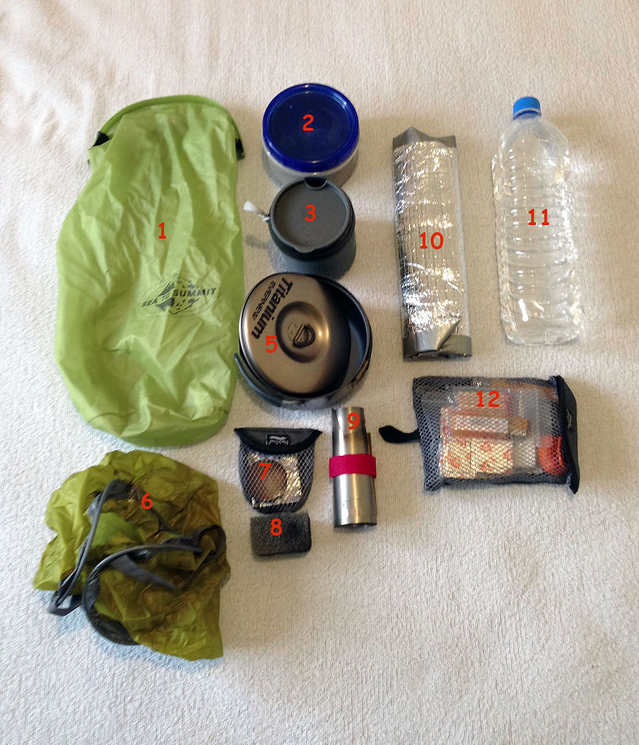 Cooking and Hydration Kit
