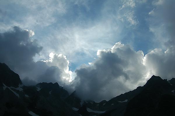 Karasawa clouds