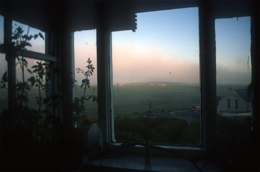 Orkney Quoyloo Window View