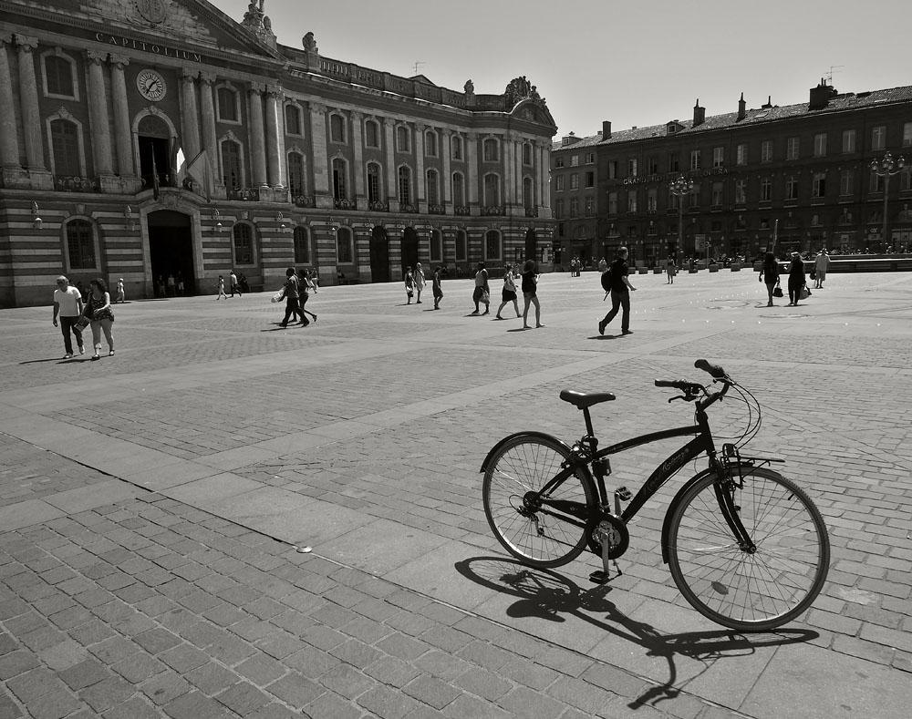 Pyrenees Trip Toulouse Place du Capitole