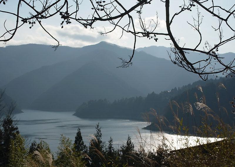 Okutama Mukashimichi Okutama Dam