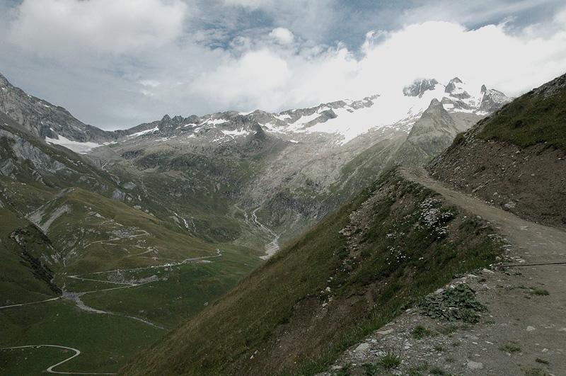 Aiguilles des Glaciers