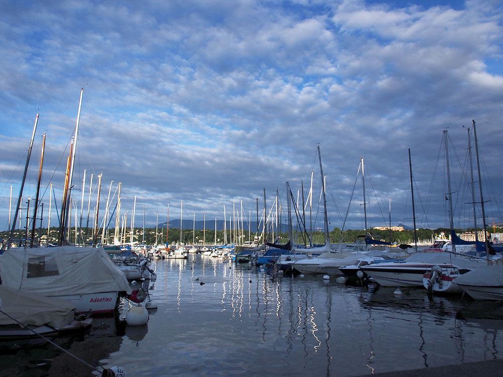 Lake Geneva Marina