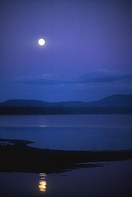 Moonlight Moosehead Lake